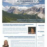 ACT Summer School