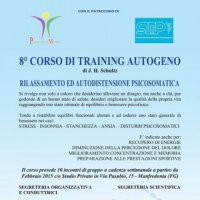 8° Corso di Training Autogeno