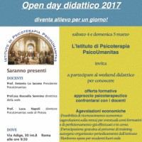 Open day didattico 2017
