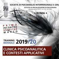 Clinica psicoanalitica e contesti applicativi
