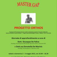 Progetto Orthos Master GAP