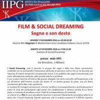 Film e Social dreaming - Sogno e son desto