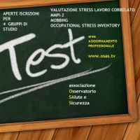 Impariamo lo strumento Osi (Occupational Stress Inventory)