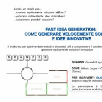 Fast idea generation