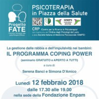 Il programma Coping Power