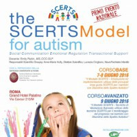 The SCERTS model for Autism - Corso Avanzato