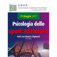 Psicologia dello sport advanced