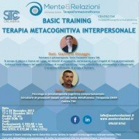 Basic Training - Terapia metacognitiva interpersonal
