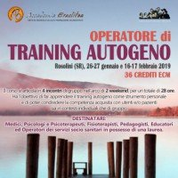 Operatore di Training Autogeno