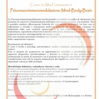 Psiconeuroimmonomodulazione: Mind-Body-Brain