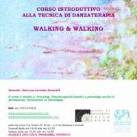 "Danzaterapia ""Walking & Walking"""