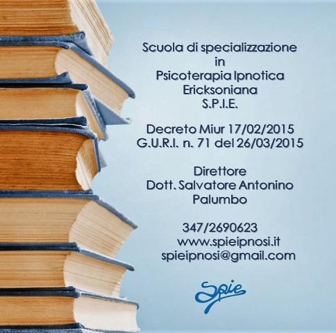 Specializzazione in psicoterapia ipnotica ericksoniana