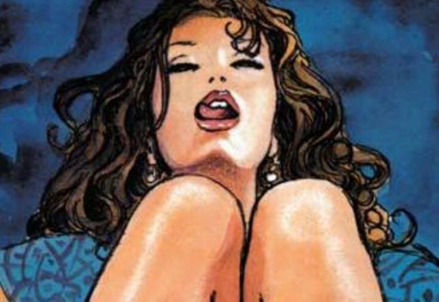 Orgasmo femminile intenso