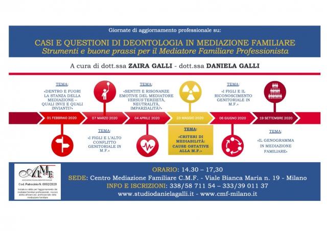 Criteri di mediabilità: cause ostative alla mediazione